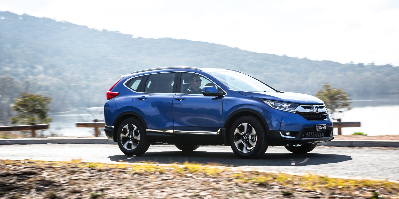 2018 Honda CR V Range Review 175