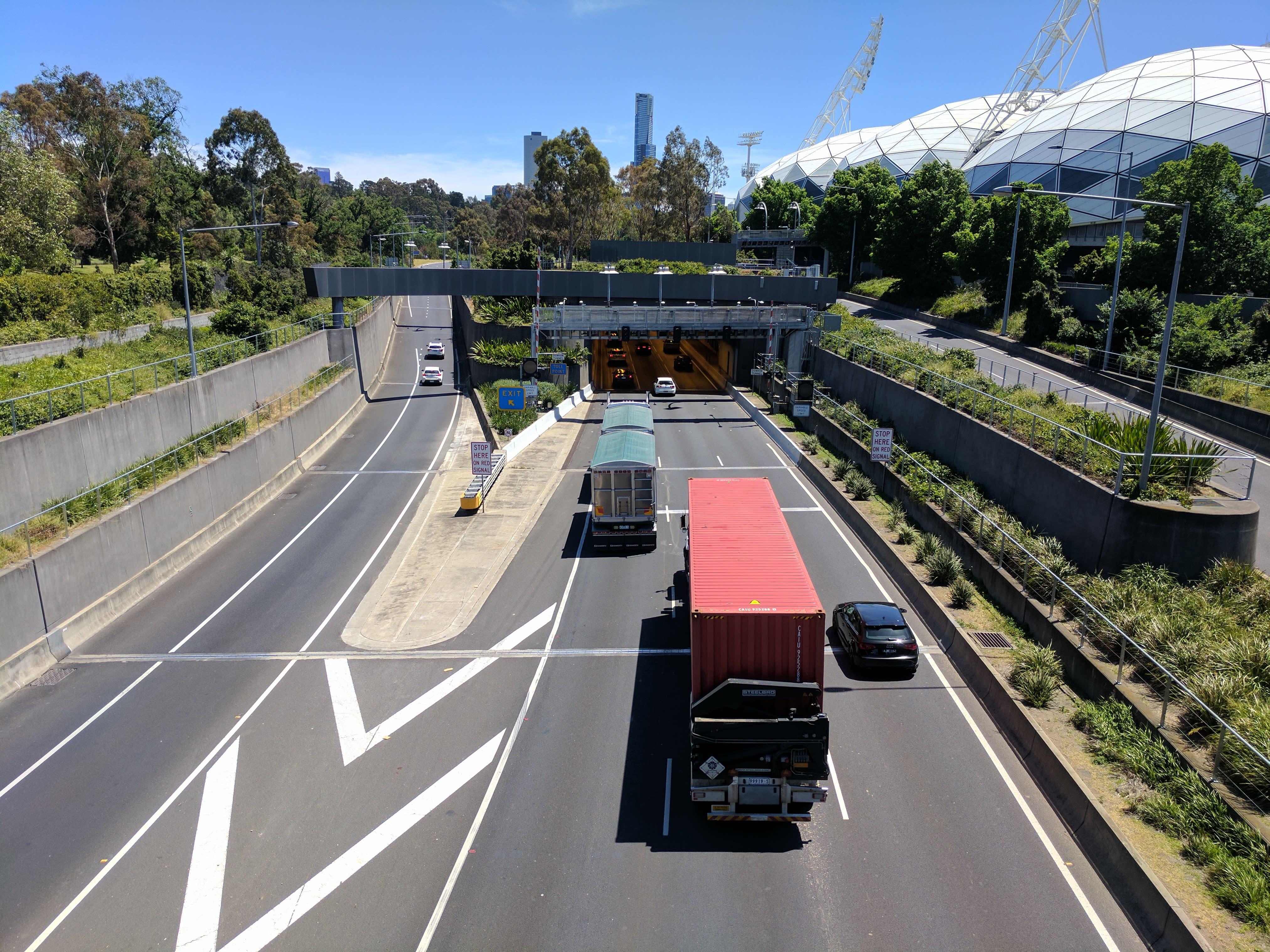 melbourne traffic citylink 02
