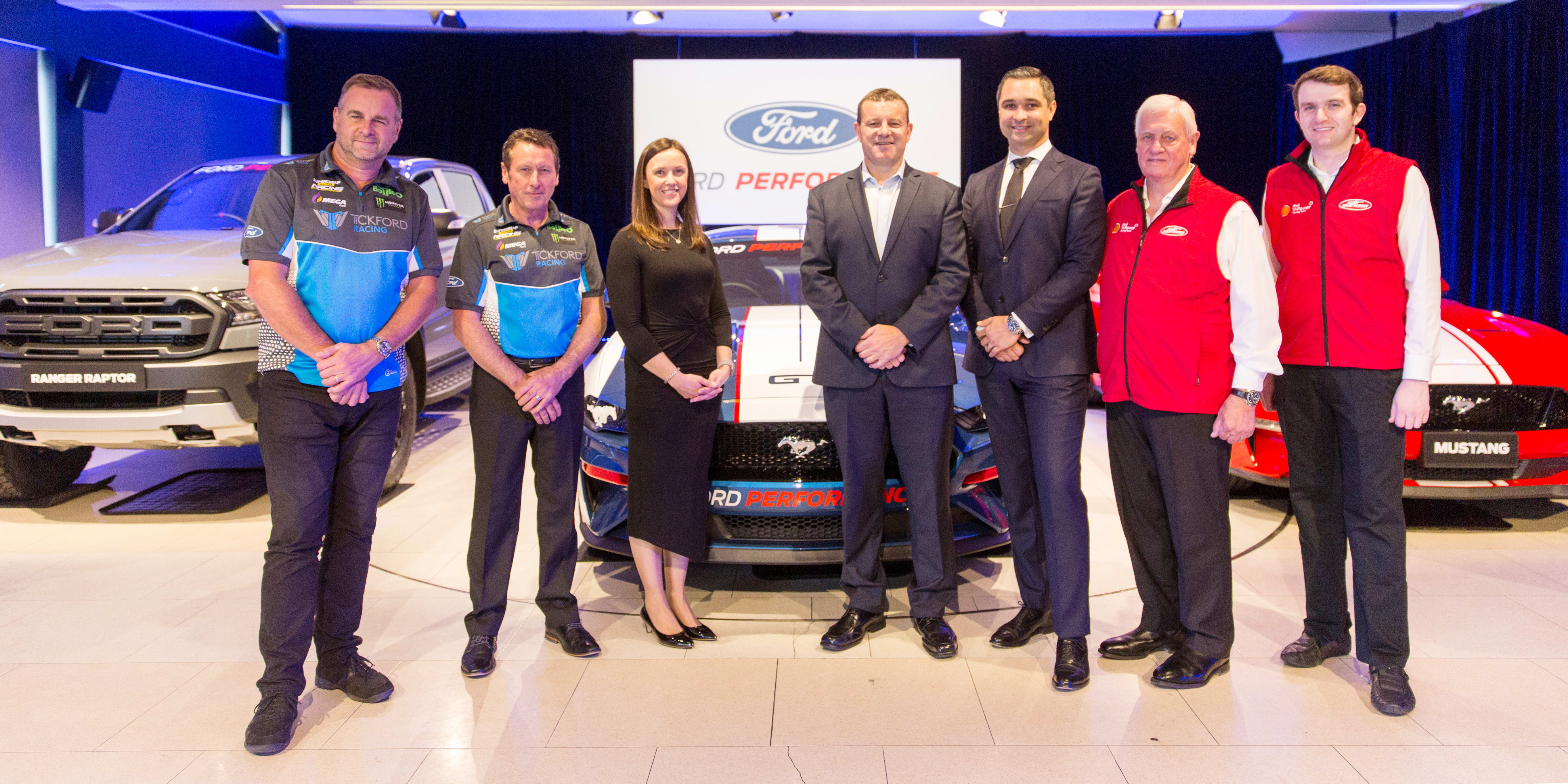 ford performance launch australia