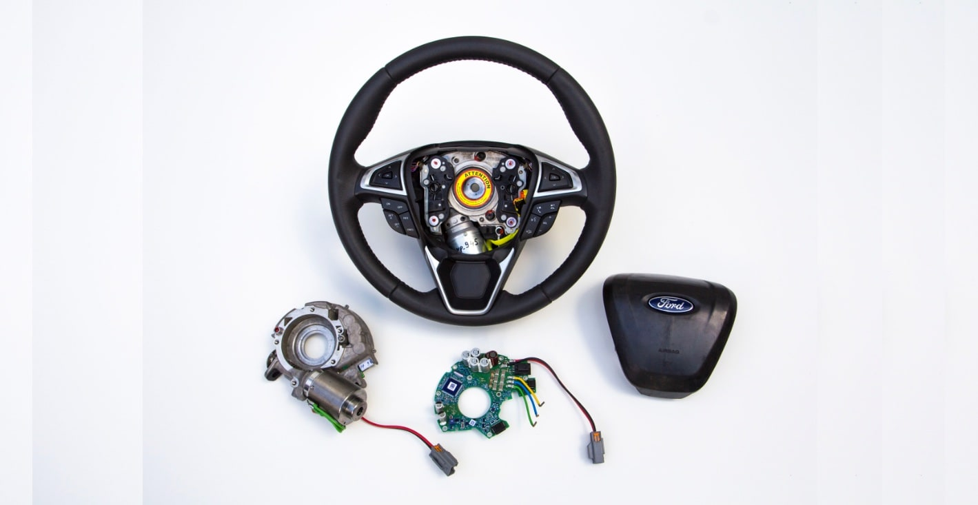 ford adaptive steering 1