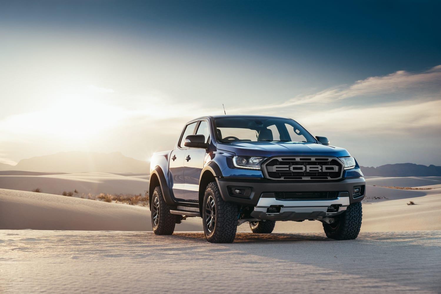 2018 Ford Ranger Raptor Ranger Raptor Outdoor 3 web