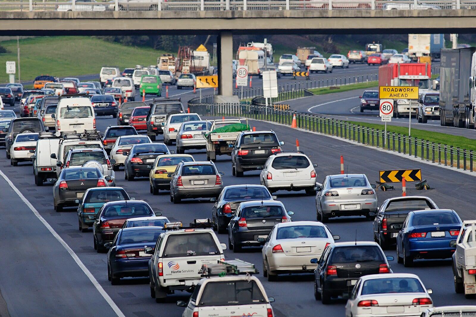 australia traffic congestion
