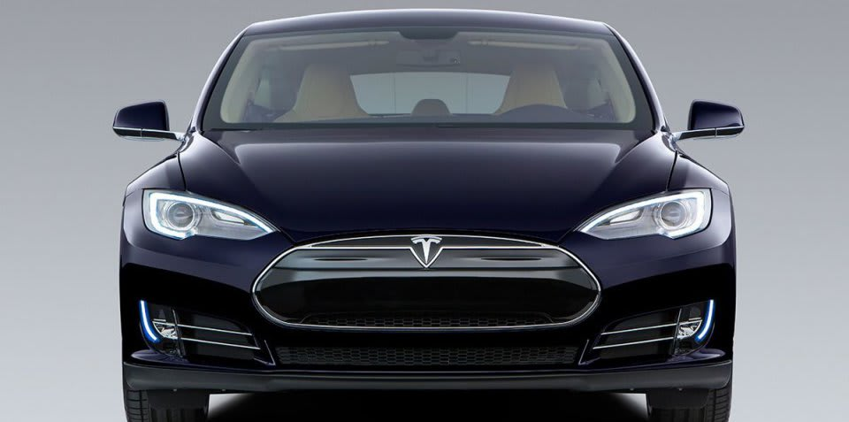 Tesla Model S1
