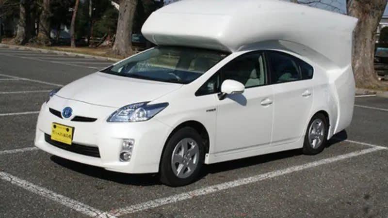 Toyota Prius Campinn 1 zl2pgh