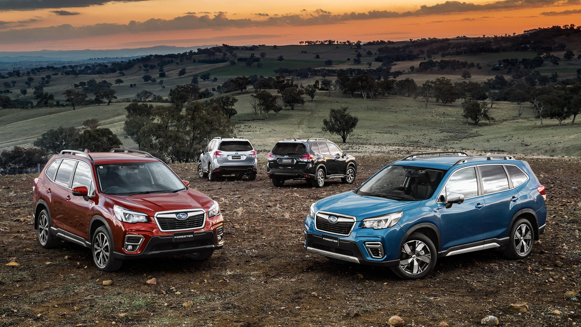 MY19 Subaru Forester Group 1 1