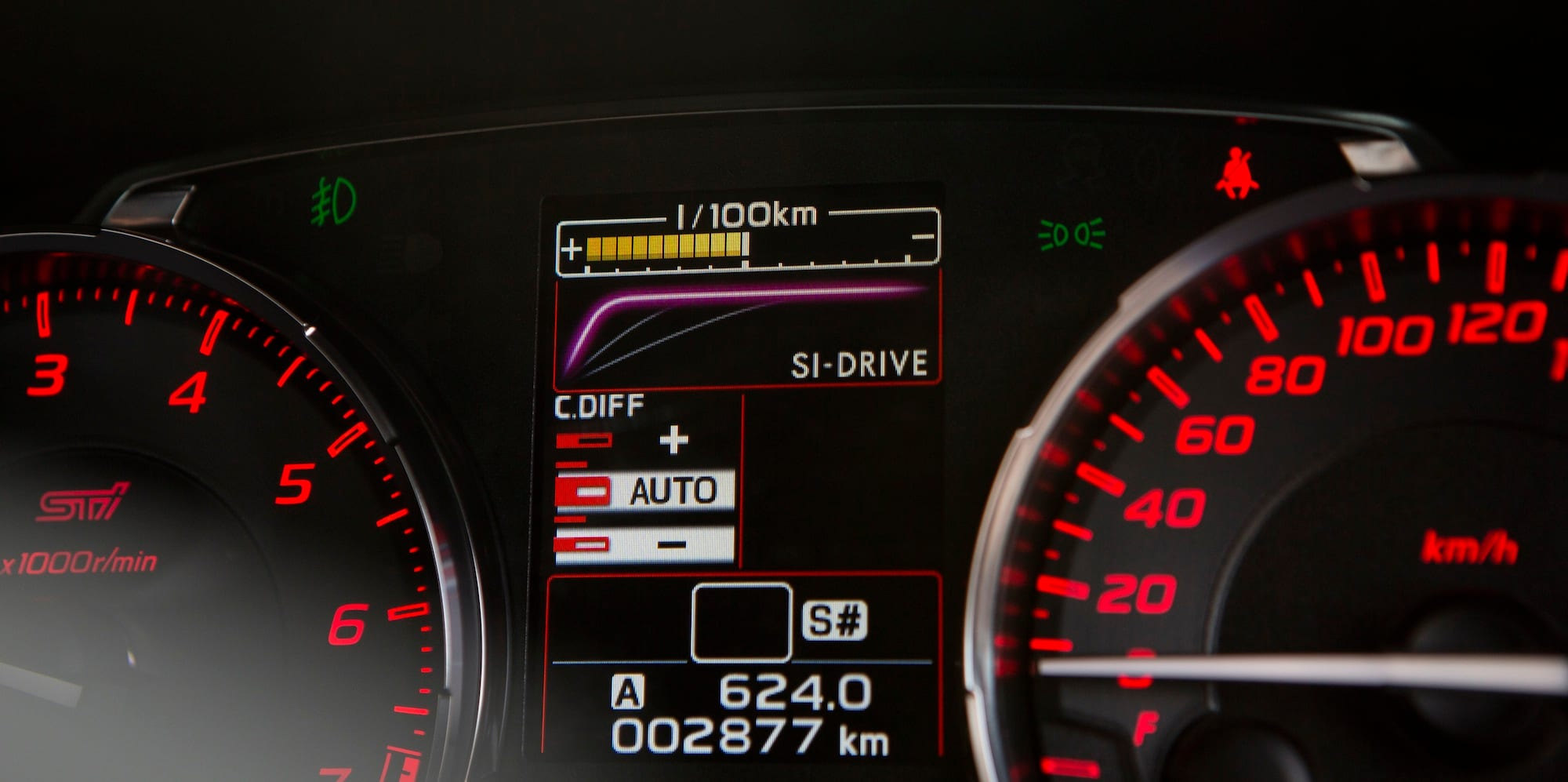 Subaru WRX STI Audi S3 Volkswagen Golf R 37