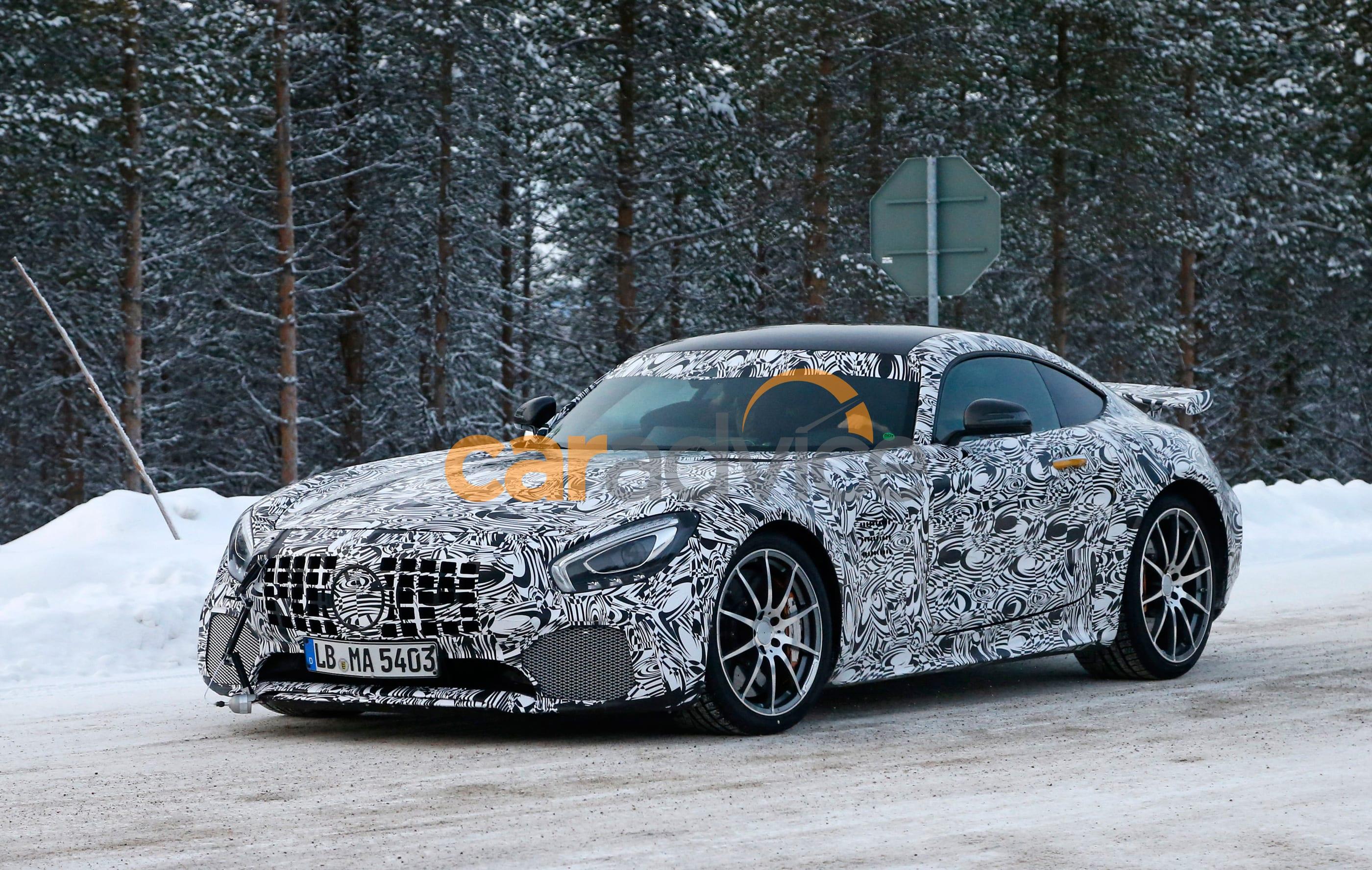 Mercedes AMG GT R 1a