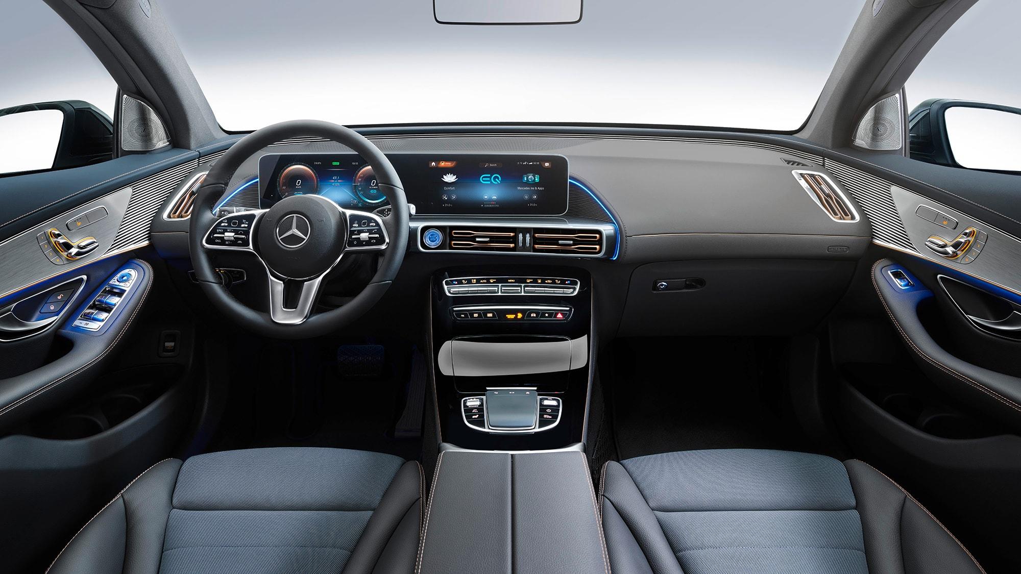 2019 Mercedes Benz EQC 18C0623 023