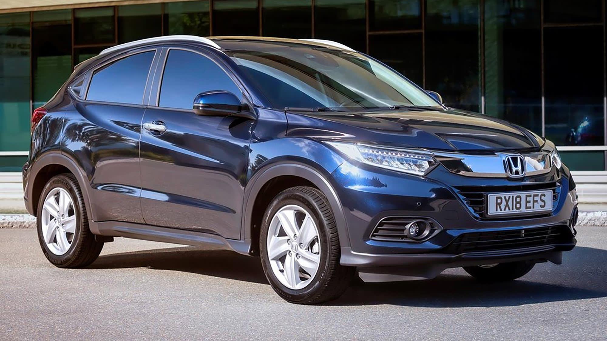 2019 Honda HR V EU Version 1