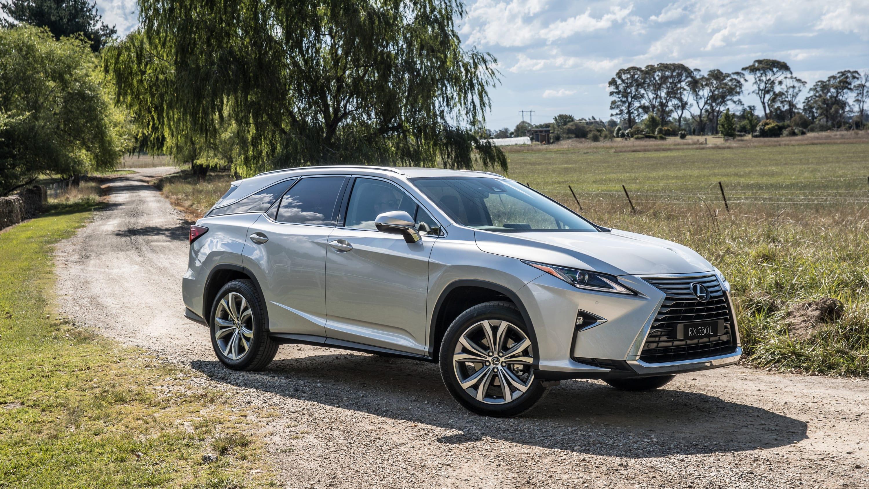 2018 Lexus rx 350L review8