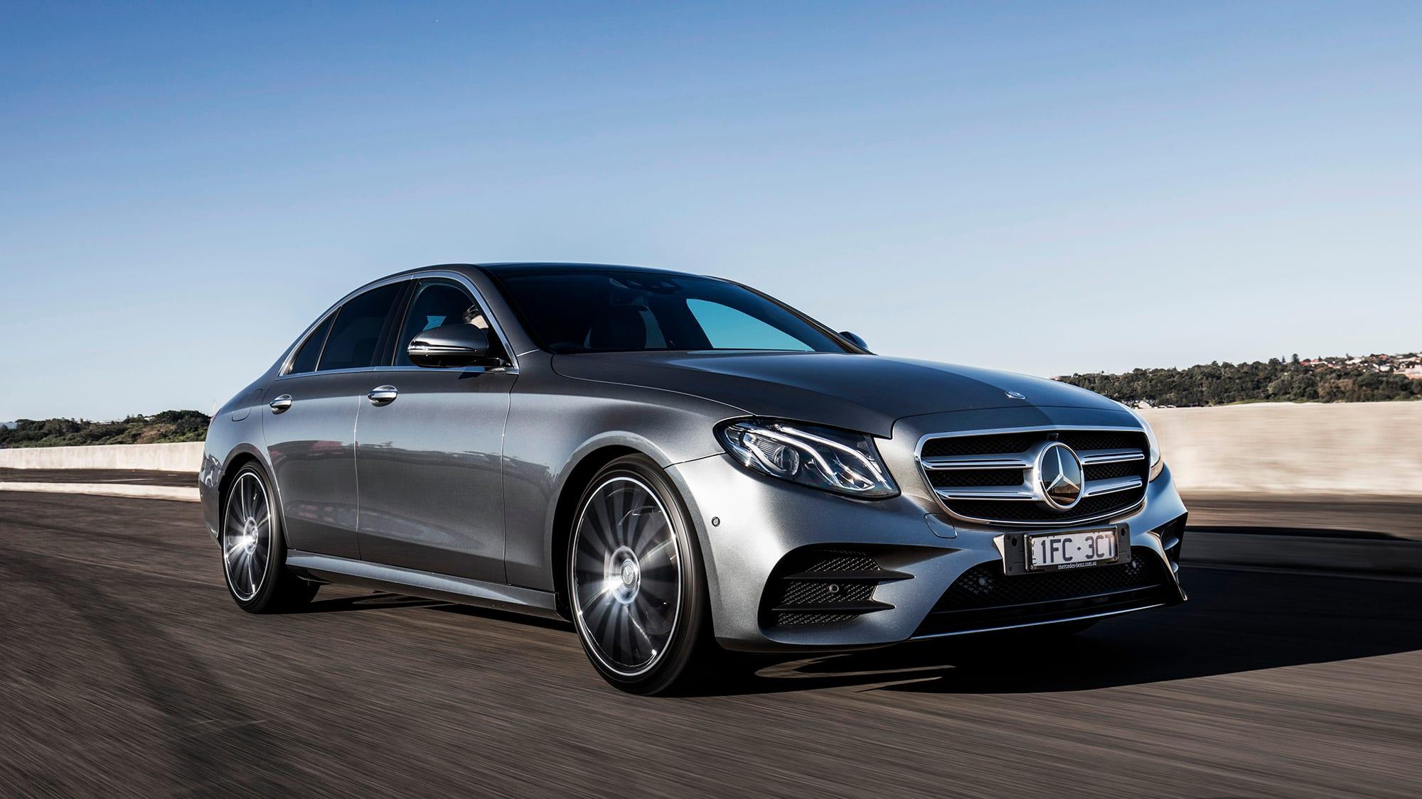 Mercedes Benz E Class image142135 c