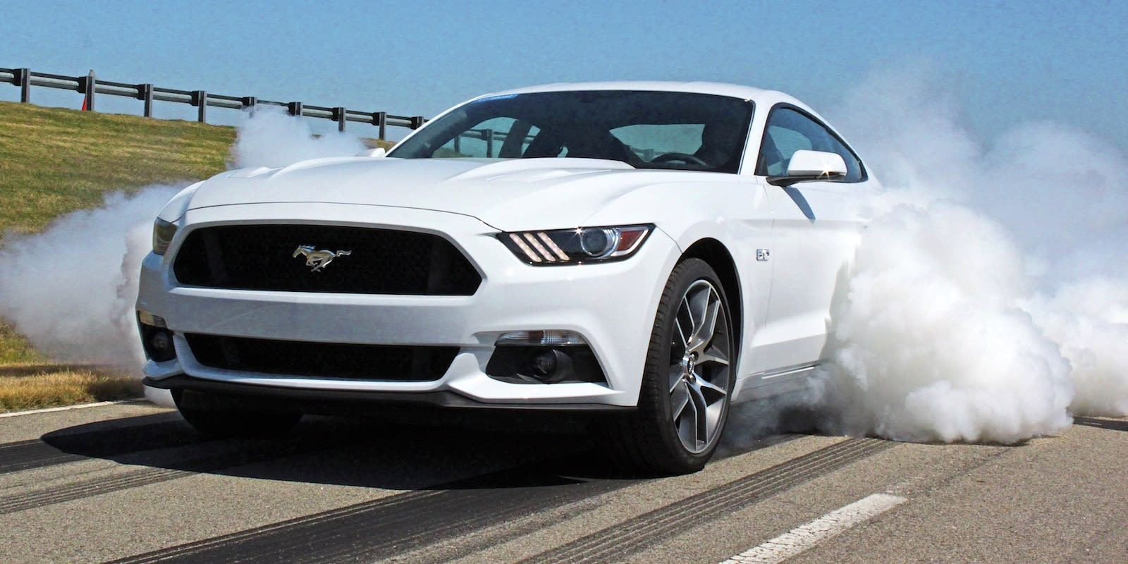 2015 ford mustang line lock 1