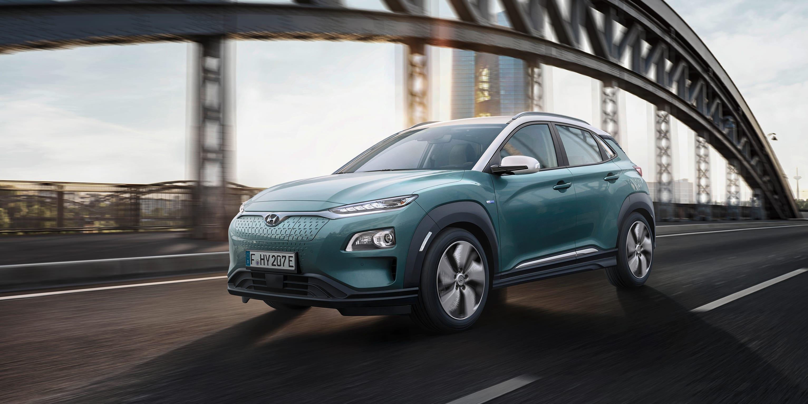 All New Hyundai Kona Electric 3