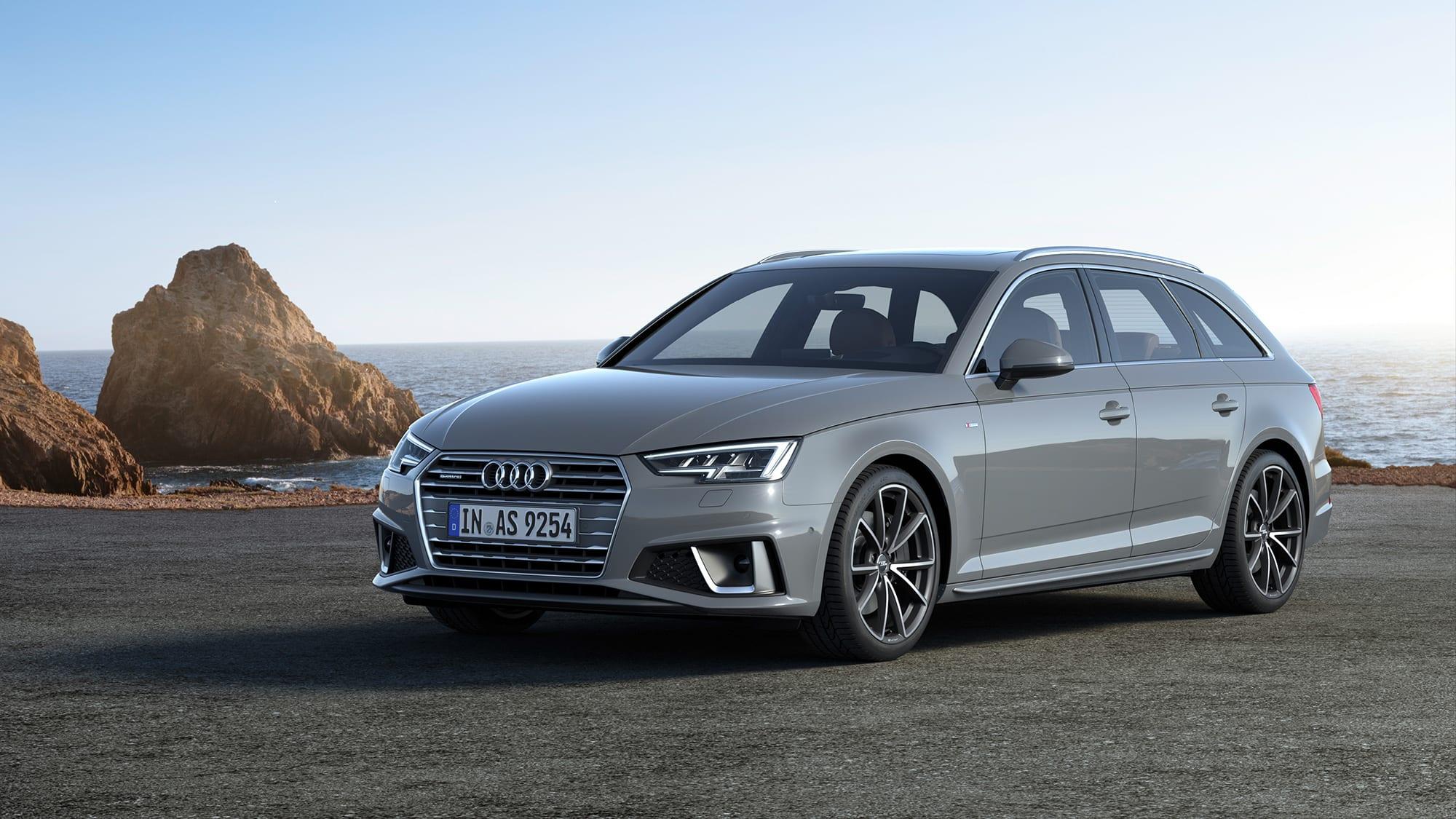 2019 Audi A4 A4 Avant 493829