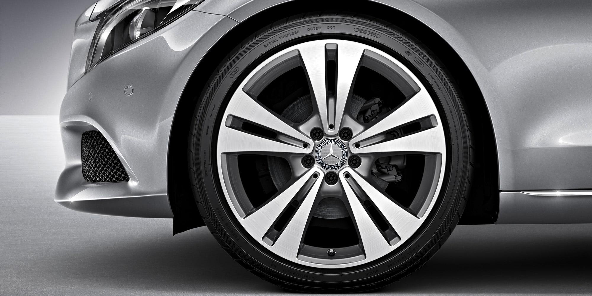 mercedes benz c class edition c Wheel