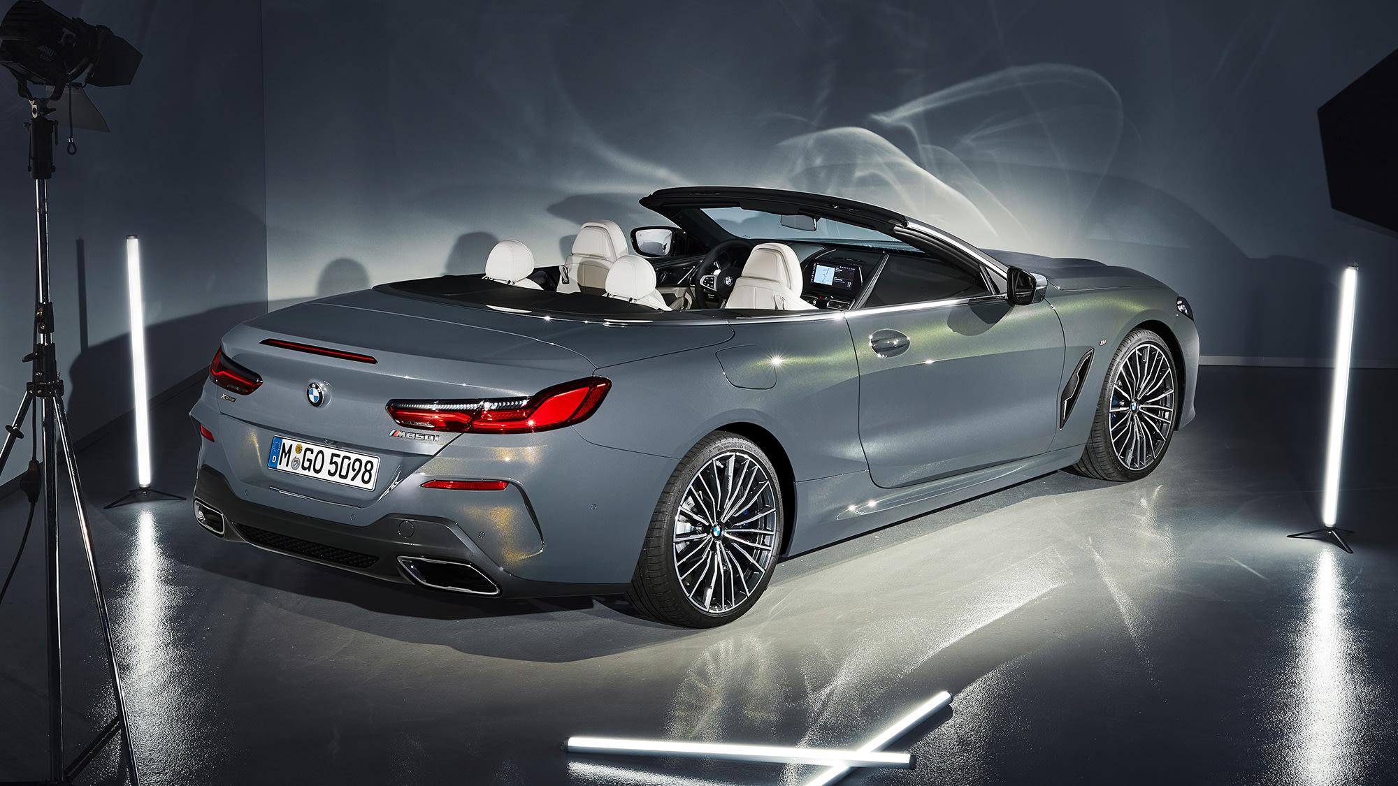 2019 BMW 8 Series Convertible P90328262 highRes