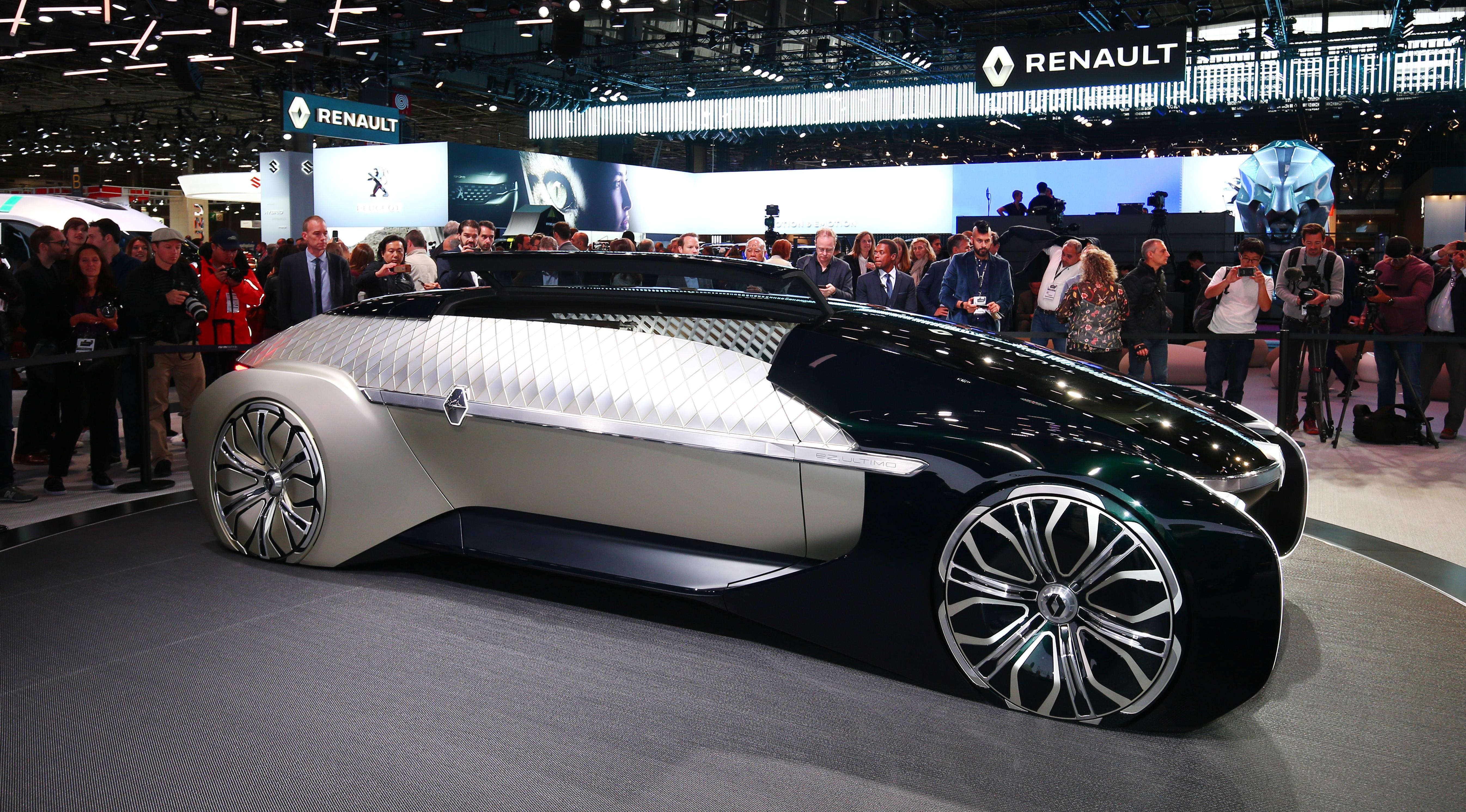 Renault ultimo