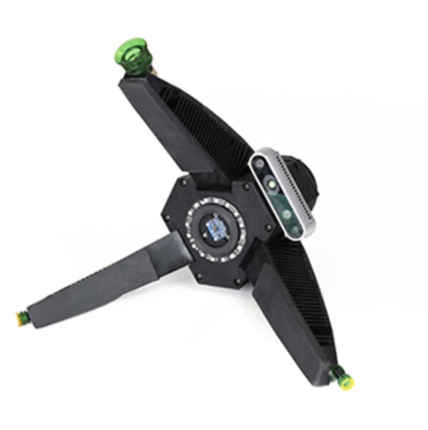 Bastian Solutions : ``Shark Fin`` Adaptive Gripper