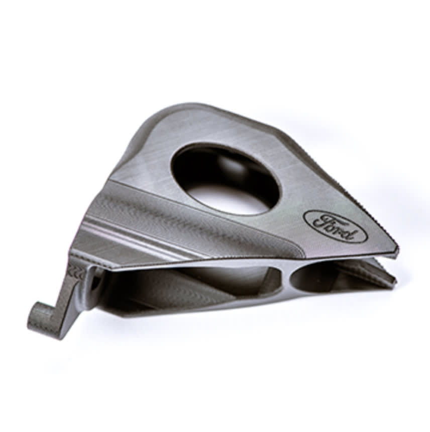 Ford Motor Company: Ford Mustang GT500 Electric Parking Brake Brackets