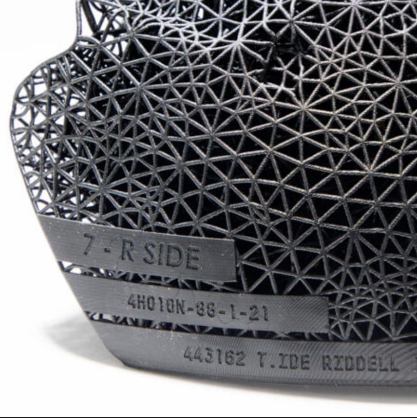 Riddell: SpeedFlex Precision Diamond Helmet Liner