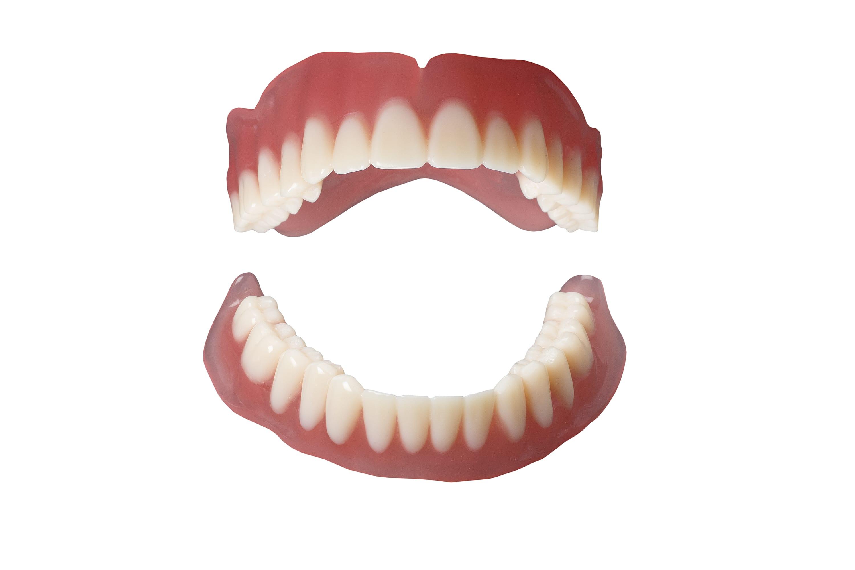 DENTCA Finished Dentures