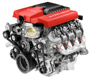 Chevrolet Camaro lsa supercharged v8 engine - Kenőolaj adalék