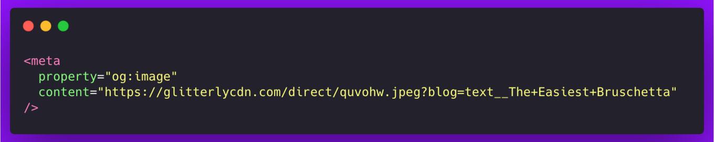 Image generation API
