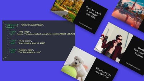 Browser frame mockup