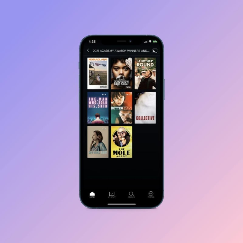 Automate app device mockups