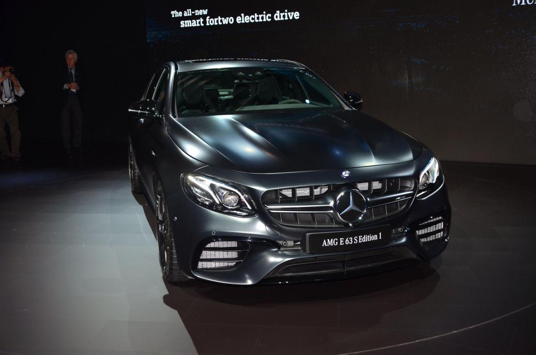 Mercedes-AMG E63 Edition 1