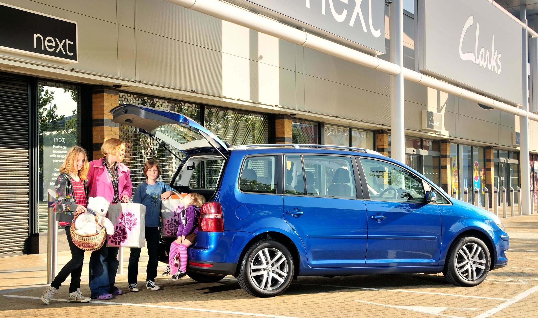 Best Seven Seat Family Cars For Under 10 000