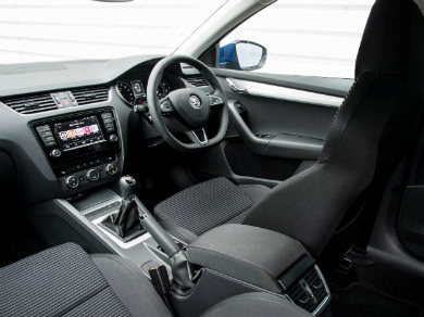 blog/149/Skoda Octavia interior