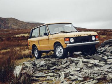 Land Rover Range Rover Mk1