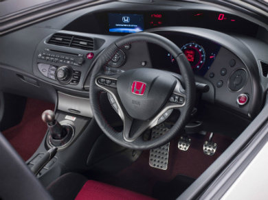 Honda Civic Type - R interior
