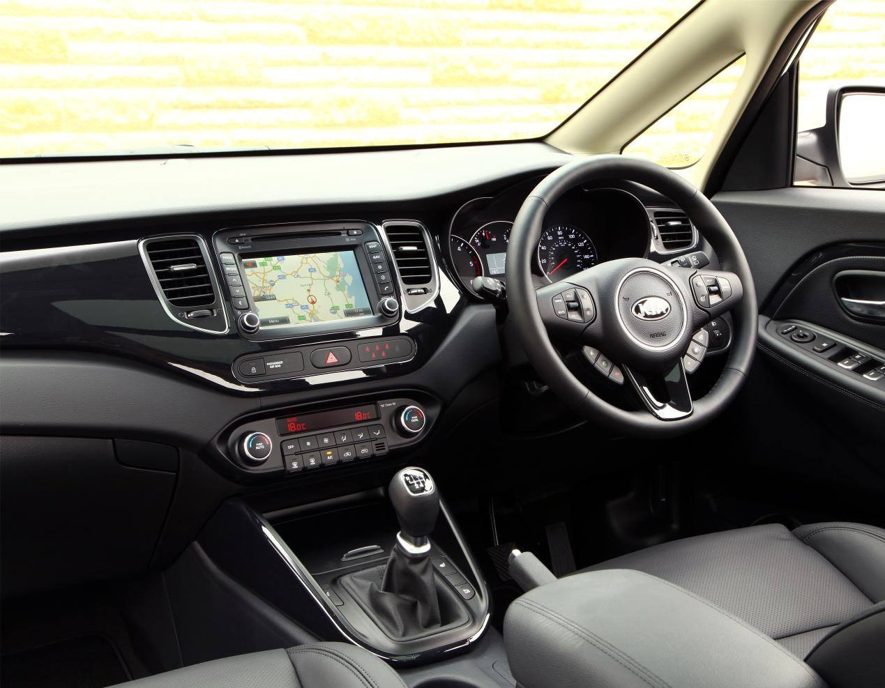 image of a car interior