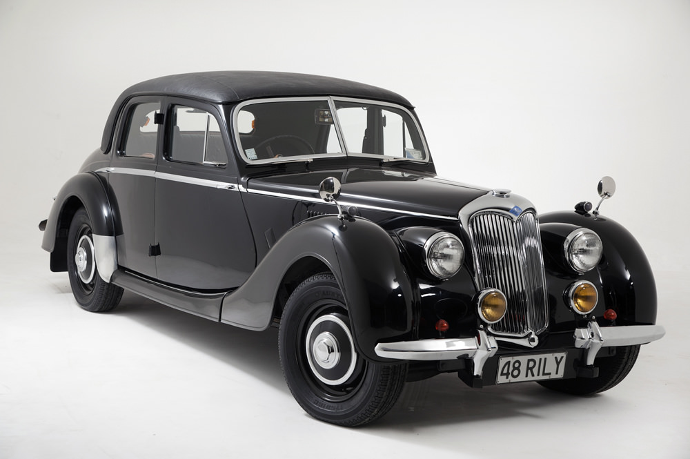Classic British car - Riley