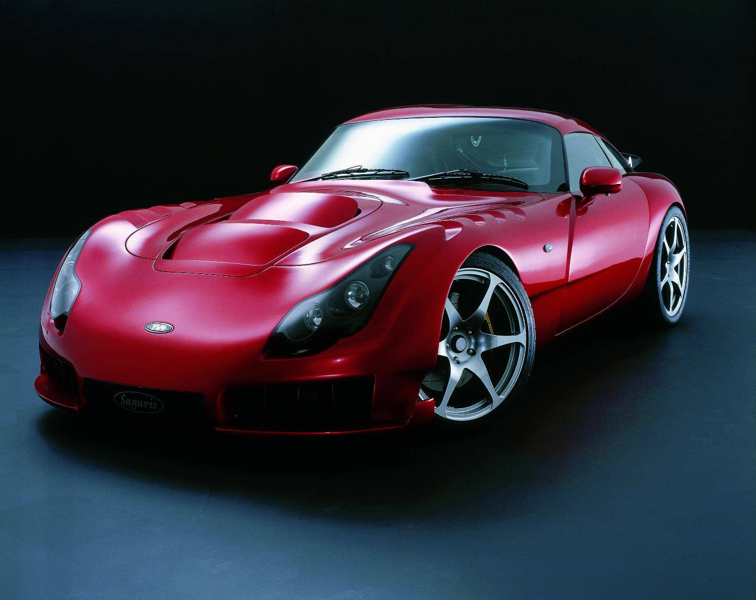 Classic British car -TVR