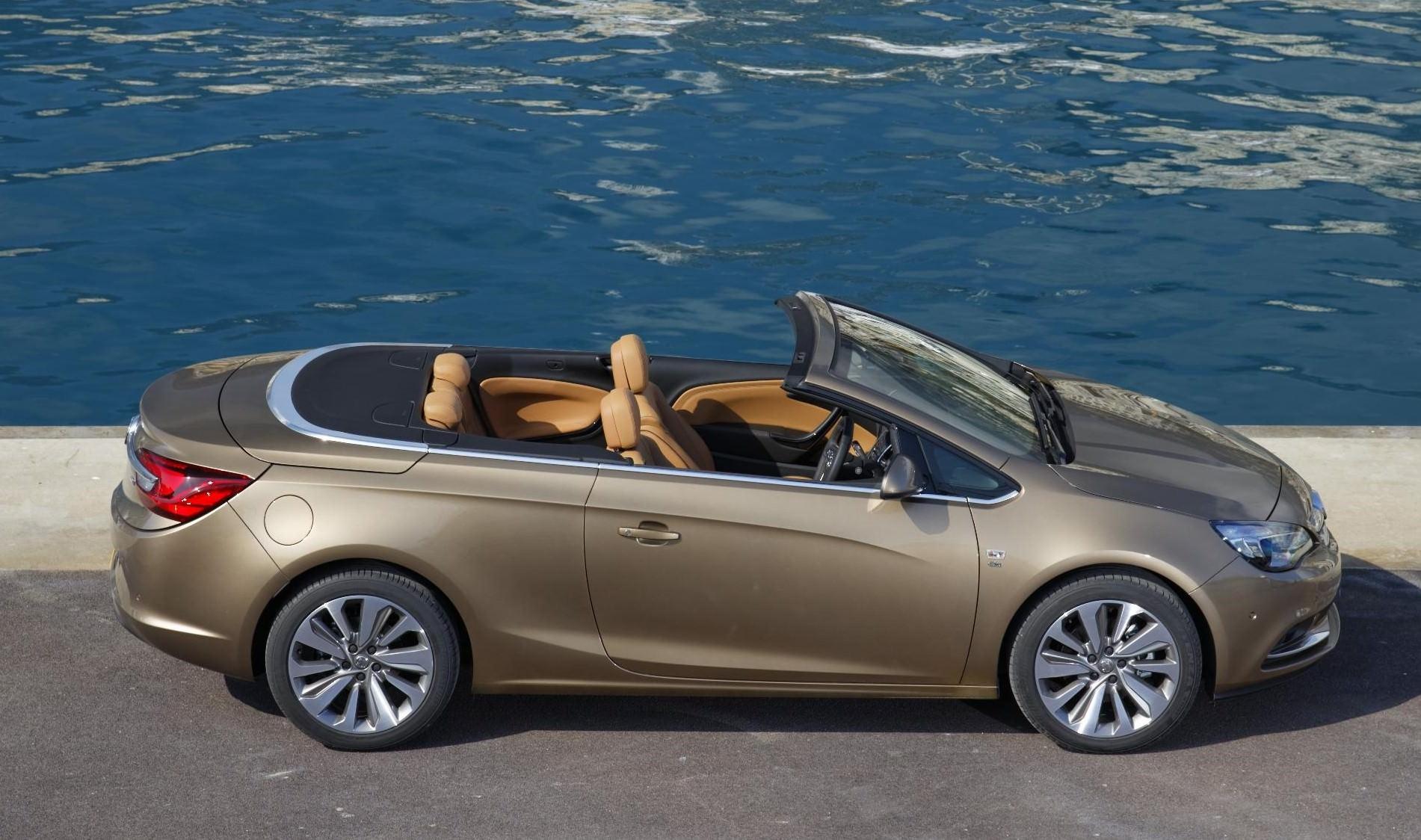 Convertibles Vauxhall Cascada