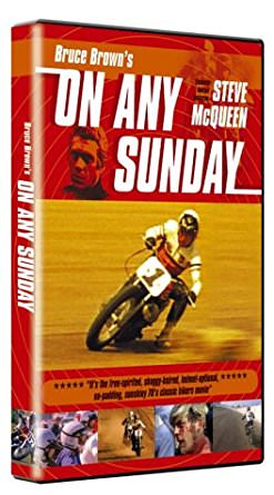 Steve Mcqueen DVD entitled On Any Sunday