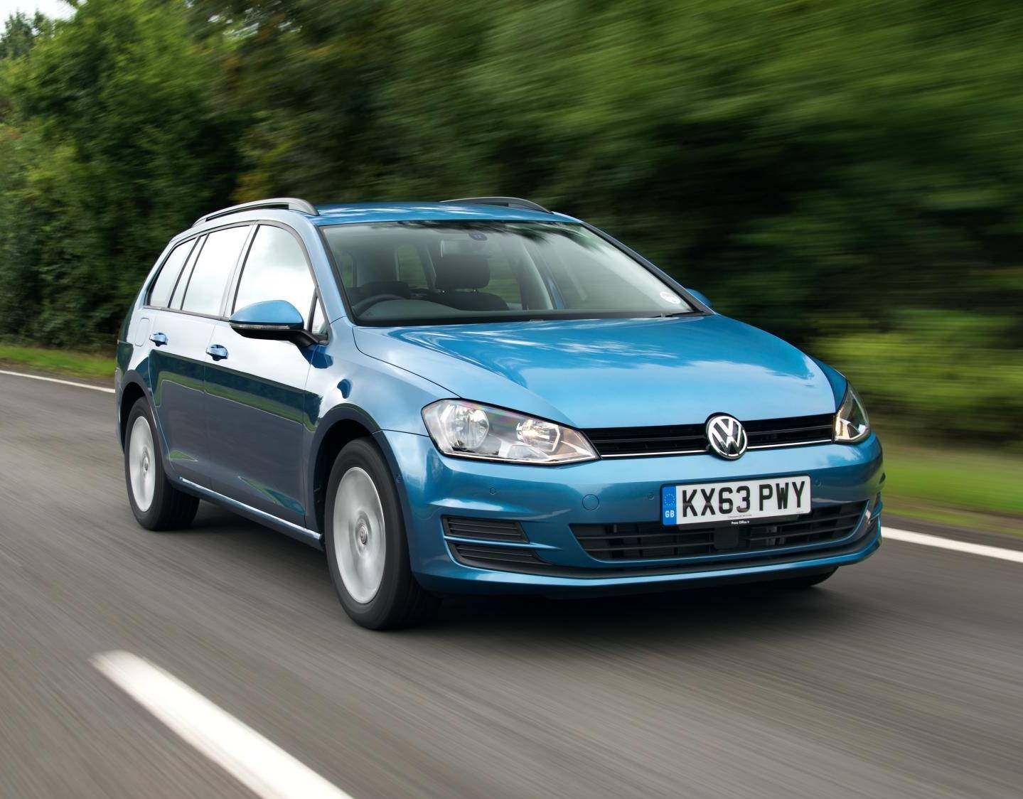 Volkswagen Golf Estate Best Family Car