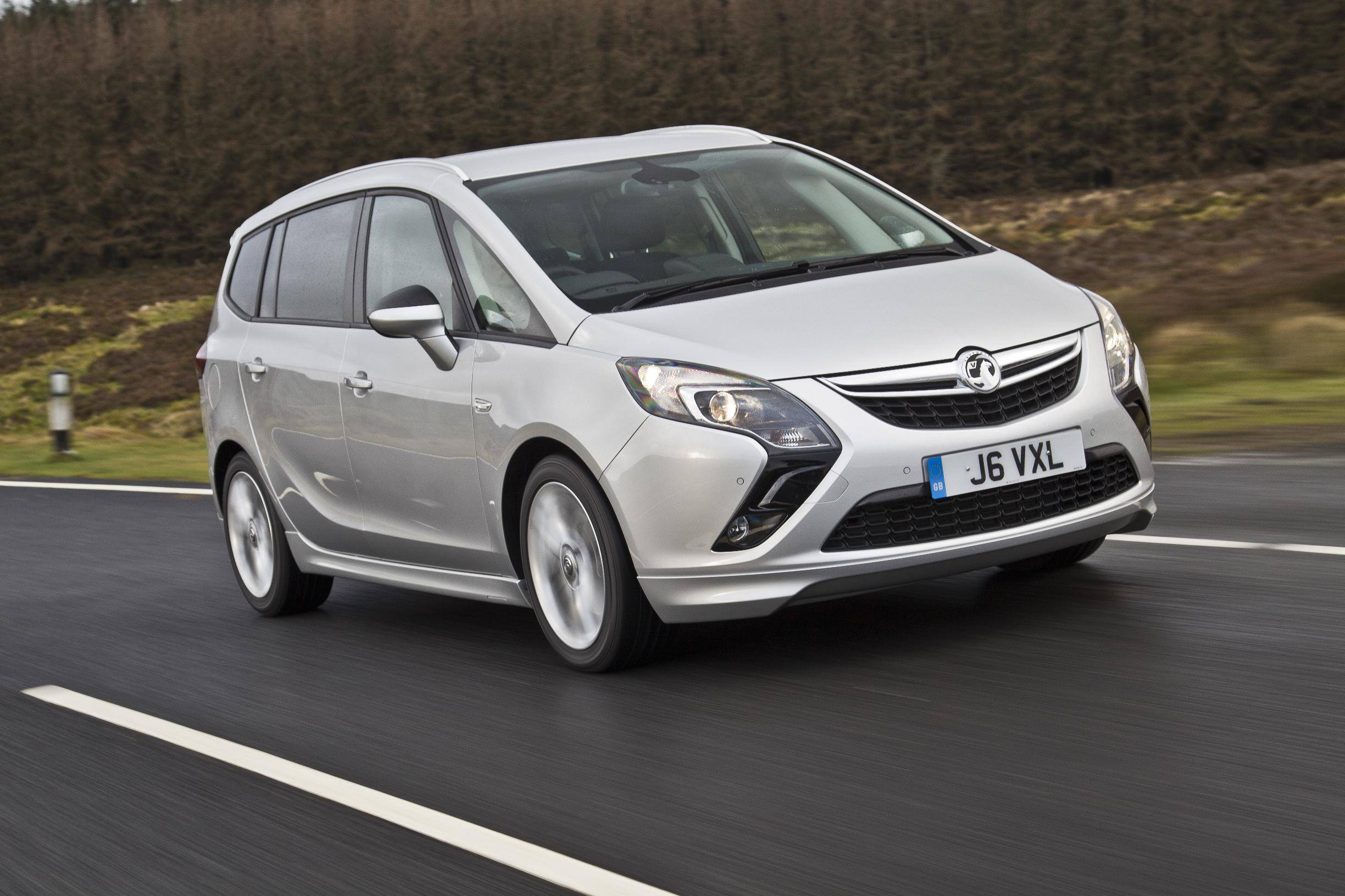 Vauxhall Zafira Best Family Car