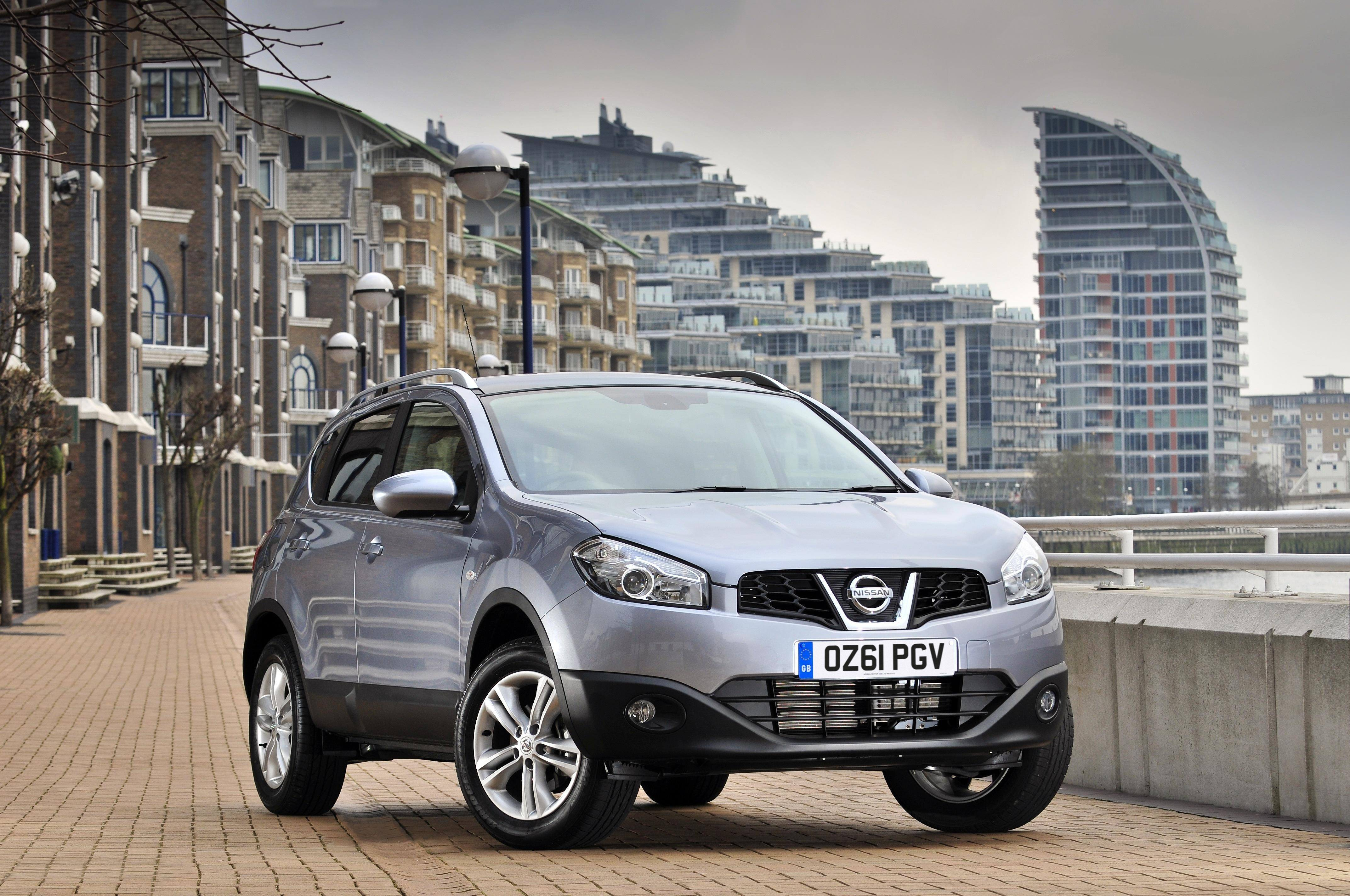 Used buying guide: Nissan Qashqai
