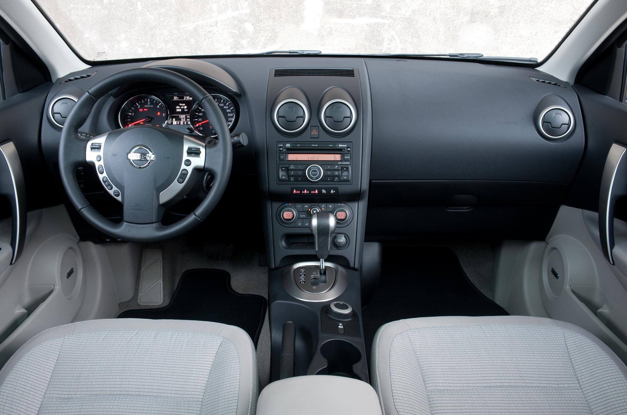 Used Car Buying Guide: Nissan Qashqai interior
