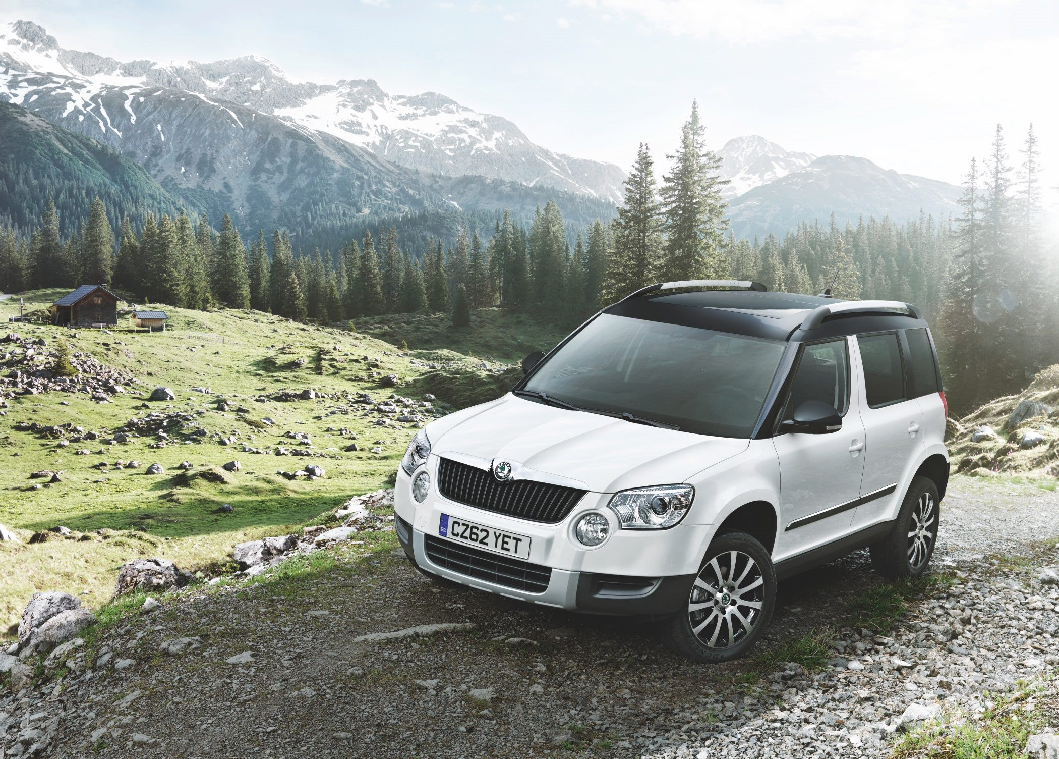 Used Car Buying Guide: Skoda Yeti