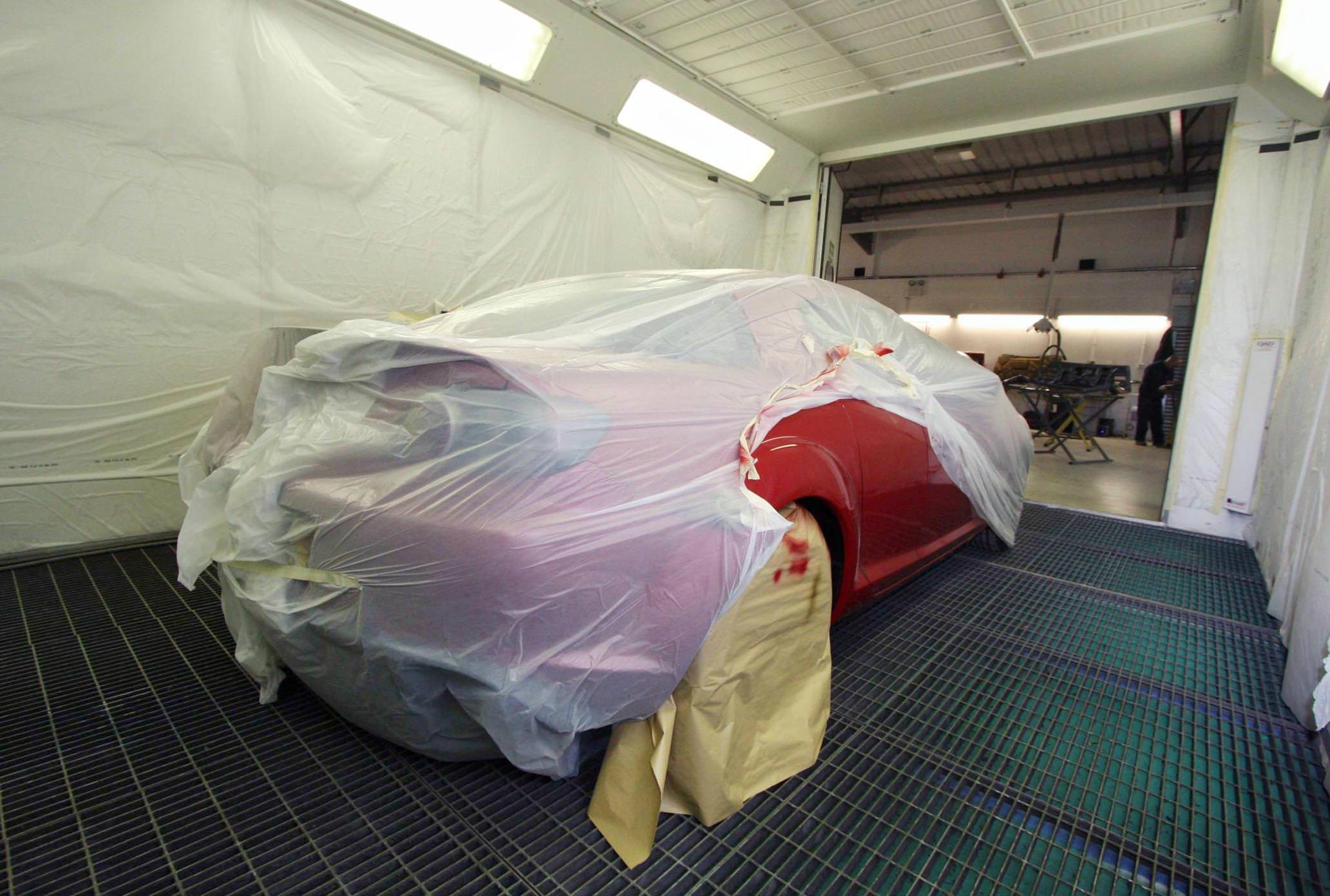 Understanding crash-damaged cars