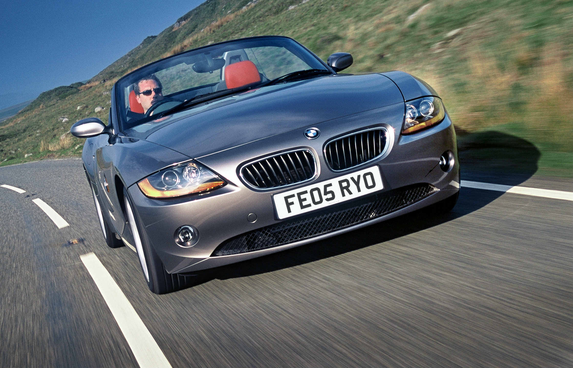 Best second cars - BMW Z4 Roadstar