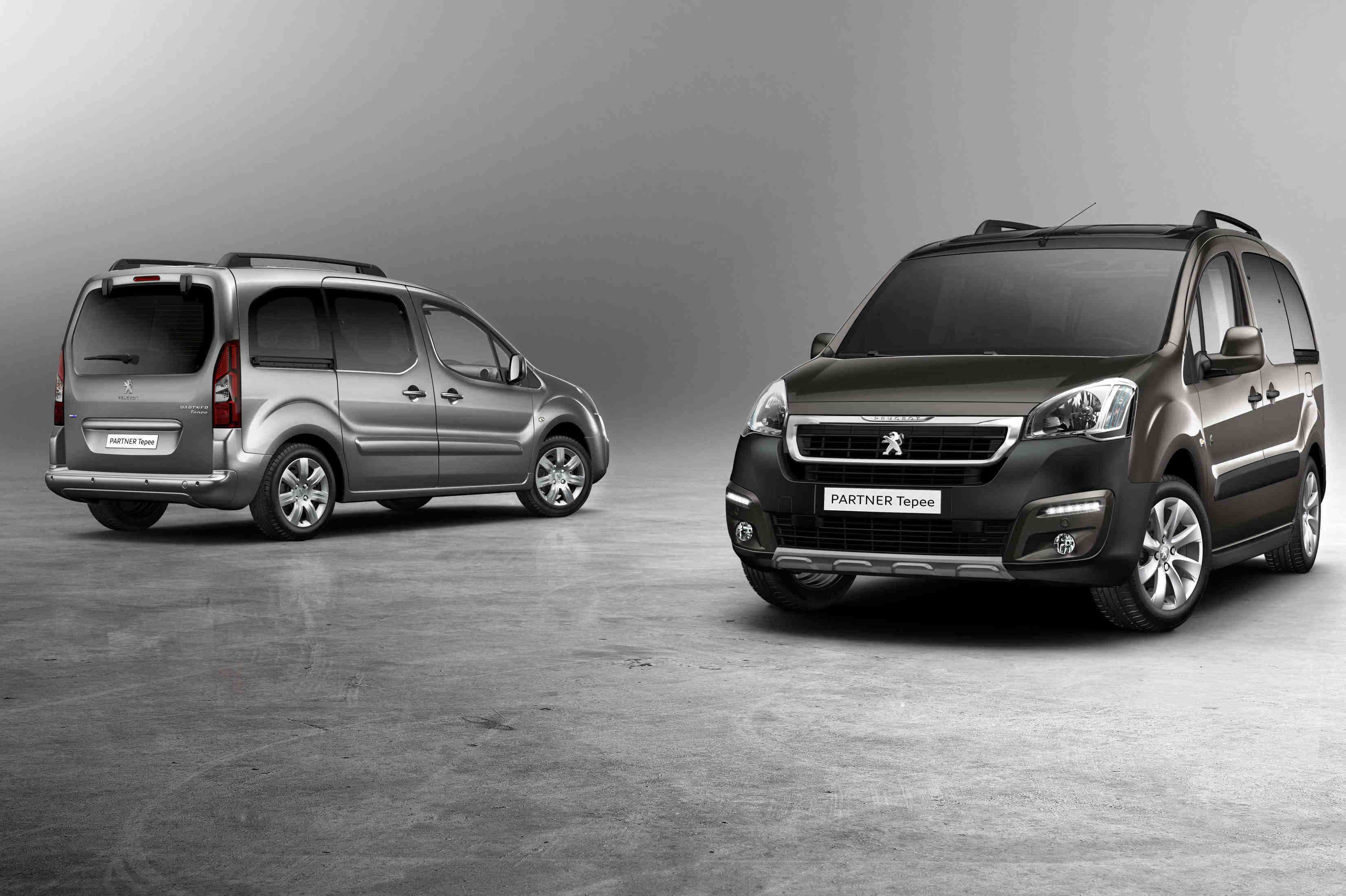 Peugeot Partner Tepee is the best compact family car with sliding doors