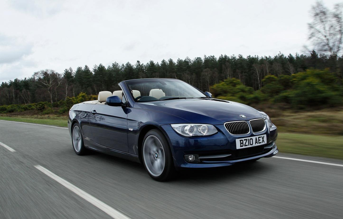 BMW 3 Series best used convertibles