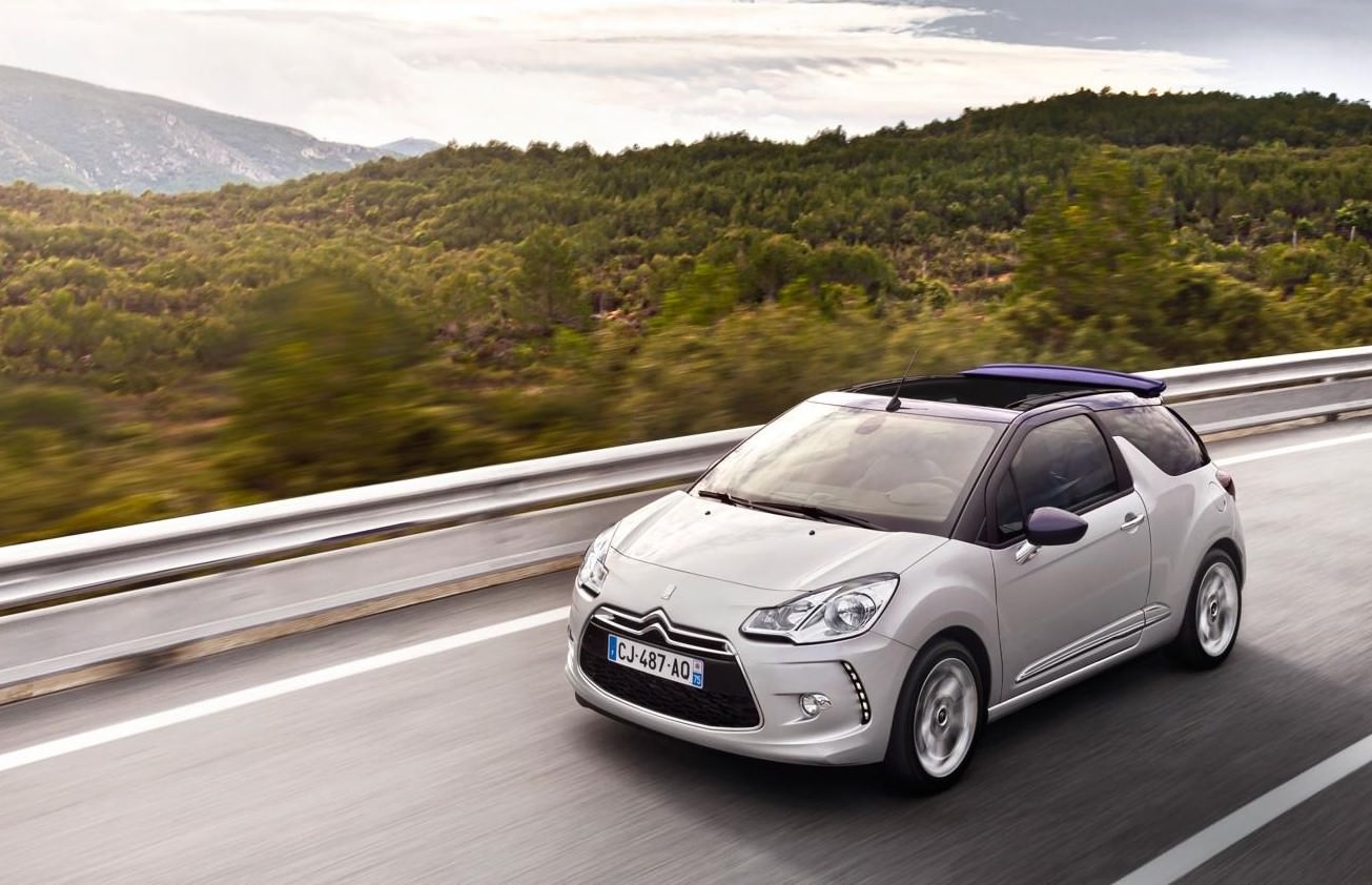Best used convertibles - Citroen  DS3 Cabrio