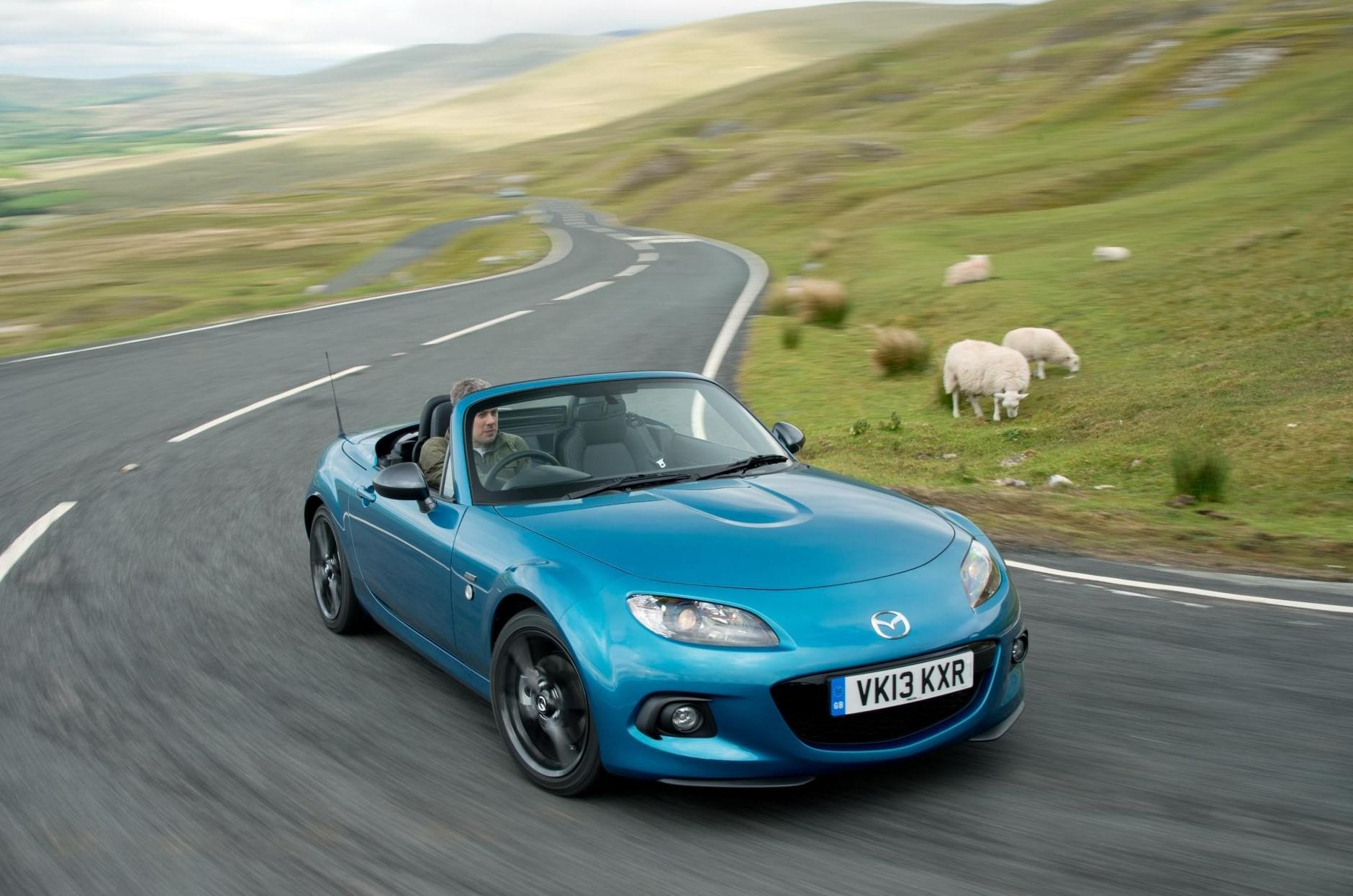 Best used convertibles - Mazda MX 5